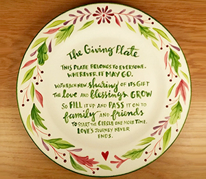 Harrisburg The Giving Plate