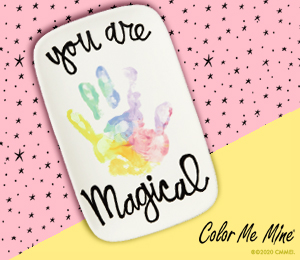 Harrisburg Rainbow Handprint