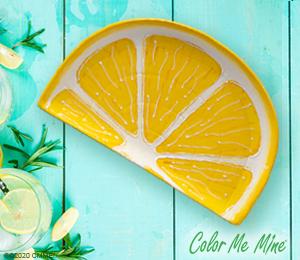 Harrisburg Lemon Wedge