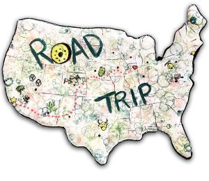 Harrisburg Family Road Trip