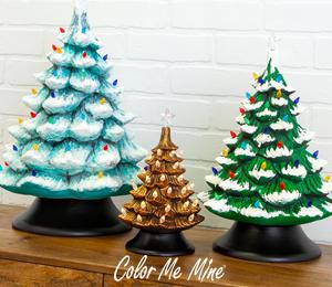 Harrisburg Vintage Christmas Trees