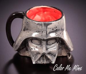 Harrisburg Darth Vader Mug