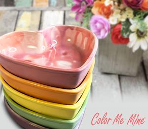 Harrisburg Candy Heart Bowls