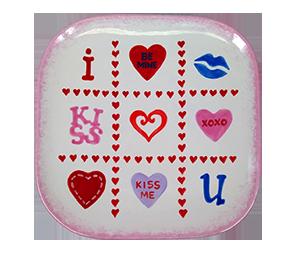 Harrisburg Valentine's Tic Tac Toe