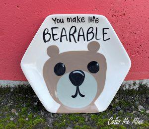 Harrisburg Bearable Plate