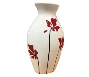 Harrisburg Flower Vase