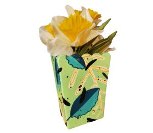 Harrisburg Leafy Vase