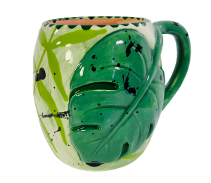 Harrisburg Monstera Mug
