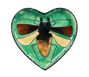 Harrisburg Titan Beetle Plate
